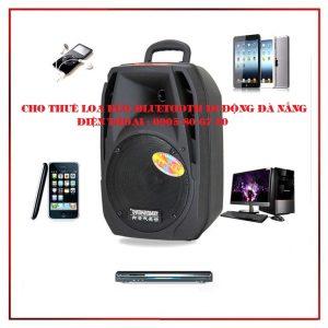 Cho thuê loa kéo Bluetooth tại Đà Nẵng giá rẻ