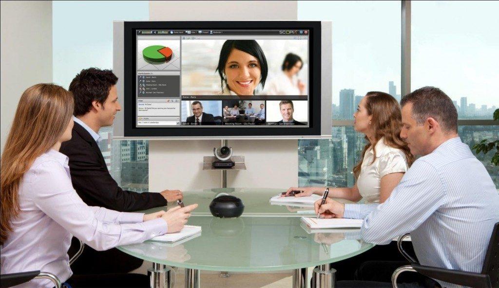 Công nghệ hội nghị truyền hình SD